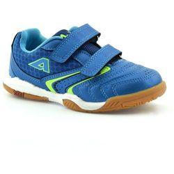 Chłopięce buty sportowe American Club 160709 - Niebieski