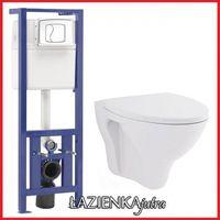 Stelaże i zestawy podtynkowe, CERSANIT MITO Zestaw podtynkowy do WC TS501-010
