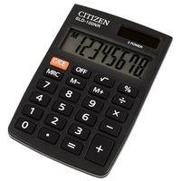 Kalkulatory, Kalkulator kieszonkowy Citizen SLD-100NR czarny