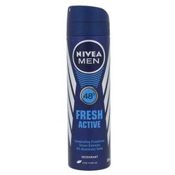 Nivea Men Fresh Active 48h dezodorant 150 ml dla mężczyzn