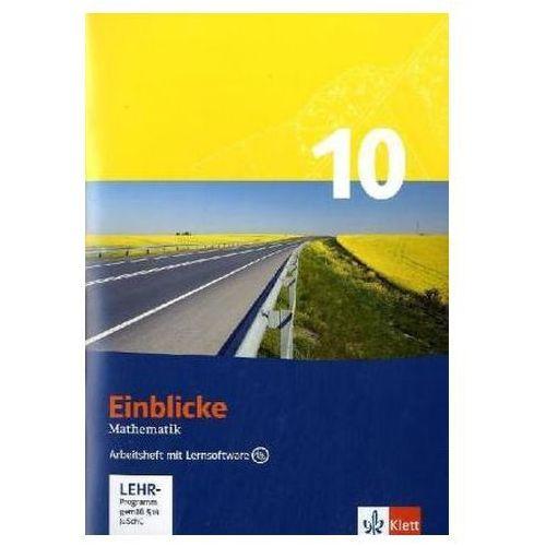 Pozostałe książki, 10. Schuljahr, Arbeitsheft m. CD-ROM Dorn, Matthias