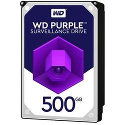 Dysk twardy do rejestratorów cyfrowych WD Purple 500GB