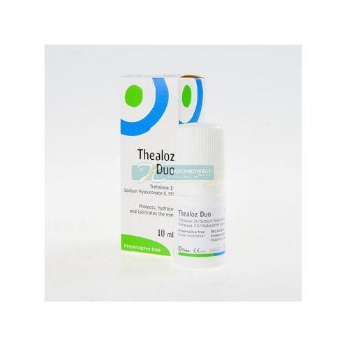 Leki poprawiające wzrok i słuch, Thealoz Duo krop.do oczu 10 ml