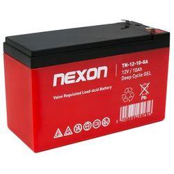 Akumulator żelowy NEXON 10-12 T1 (12V 10Ah)