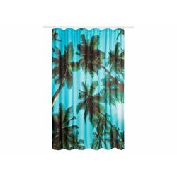 MIOMARE® Zasłona prysznicowa, 180 x 200 cm, 1 szt
