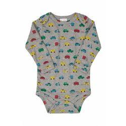 Body niemowlęce w kolorowe auta 5T39A7 Oferta ważna tylko do 2023-11-26