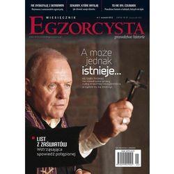 Miesięcznik Egzorcysta. Wrzesień 2012. Darmowy odbiór w niemal 100 księgarniach!