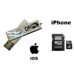 Czytnik do Odzyskiwania Skasowanych Danych ze Smartfonów, iPadów, Kart Pamięci Flash, Dysków USB...