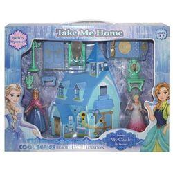 Zamek z akcesoriami - Księżniczki - MEGA CREATIVE