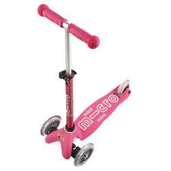 Hulajnoga Micro Mini deluxe pink MMD003