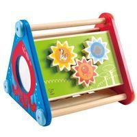 Zabawki z drewna, HAPE Interaktywne pudełko - Trójkąt |Przejdź i sprawdź rabat | lub zadzwoń 669109185