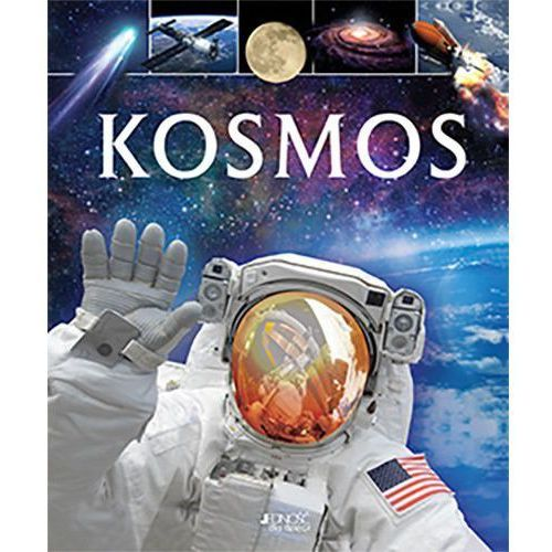 Książki dla dzieci, Kosmos - Praca zbiorowa (opr. twarda)