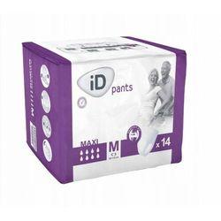 Pieluchomajtki iD Pants Plus XL Karton 4 OPAKOWAŃI