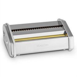 Klarstein Siena Pasta Maker Nasadka do makaronu Osprzęt Stal szlachetna 3mm & 45mm