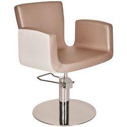 Ayala AURUM 02 fotel fryzjerski na pompie gazowej i podstawie pięcioramiennej