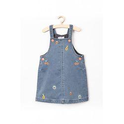 Sukienka niemowlęca jeansowa 6Q3801 Oferta ważna tylko do 2023-05-31
