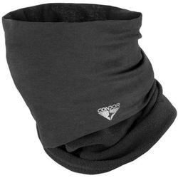 Condor Chusta Wielofunkcyjna Fleece Multi-Wrap Czarna - Czarny