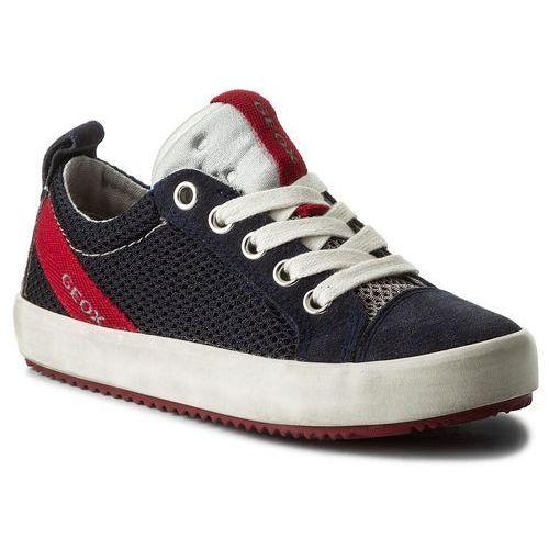 Półbuty i trzewiki dziecięce, Sneakersy GEOX - J Alonisso B. B J822CB 01422 C0661 S Navy/Grey