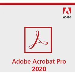 Adobe Acrobat 2020 Pro MAC EN