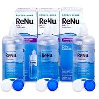 Płyny pielęgnacyjne do soczewek, ReNu MPS Sensitive Eyes 3x360ml