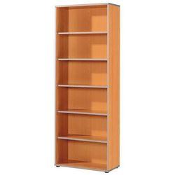 CLEARLINE - Regał, 5 półek, wys. x szer. x gł. 2167x800x362 mm, imit. buku. Więc