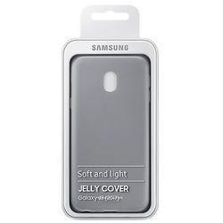 Samsung Galaxy J3 2017 Jelly Cover EF-AJ330TB (czarny)