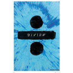 Ed Sheeran Divide - plakat
