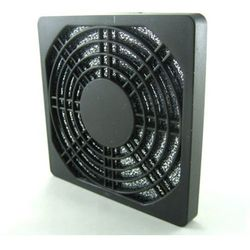 AAB Cooling Plastikowy Filtr 92 Czarny - 92mm