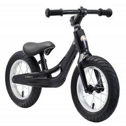 "Rowerek biegowy Cruiser magnezowa rama ultralekki 12"" BIKE STAR GERMANY czarny"