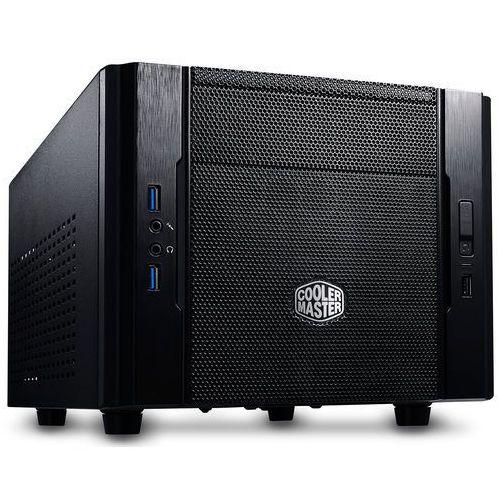 Obudowy do komputerów, Cooler Master Elite 130 czarna miniITX, USB 3.0