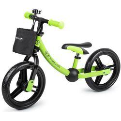 Rowerek biegowy KINDERKRAFT 2 Way Next Zielony + DARMOWY TRANSPORT!
