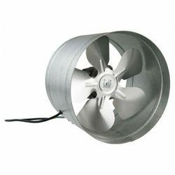 Wentylator przemysłowy kanałowy ⌀250mm 1000m3 65W IPx2 osiowy AirRoxy 2131