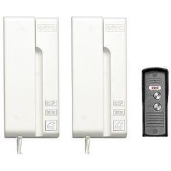 Domofon EURA ADP-33A3 Duo Bianco