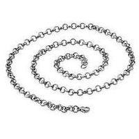 Łańcuchy, Łańcuch Rolo ze stali nierdzewnej, stal 316L, 45 cm