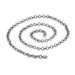 Łańcuch Rolo ze stali nierdzewnej, stal 316L, 45 cm
