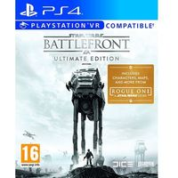 Gry na PS4, Star Wars Battlefront Ultimate (PS4)