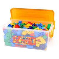 Klocki dla dzieci, Morphun Hi-Qube Kindergarten 380 el. - Klocki konstrukcyjne