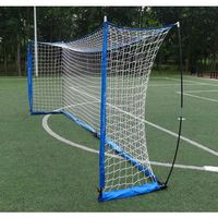 Piłka nożna, Bramka składana UNI 5m x 2m 500 cm x 200 cm