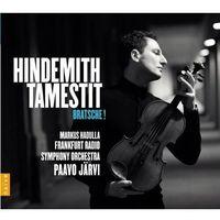 Pozostała muzyka rozrywkowa, HINDEMITH - Antoine Tamestit (Płyta CD)