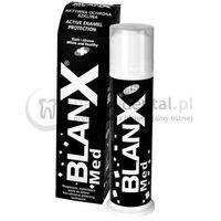 Pasty do zębów, BLANX Med Aktywna Ochrona Szkliwa 100ml - pasta wybielająca wspomagająca remineralizację zębów
