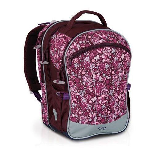 Tornistry i plecaki szkolne, Plecak szkolny Topgal NUN 201 I - Violet