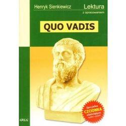 Quo vadis. Lektura z opracowaniem (opr. miękka)