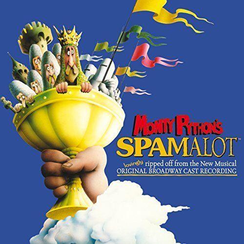 Pozostała muzyka rozrywkowa, MONTY PYTHON'S SPAMALOT - Soundtrack (Płyta CD)
