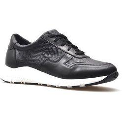 Sneakersy Nessi 19007 Czarne+RIO lico