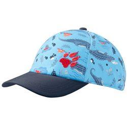 Czapka dziecięca SPLASH CAP KIDS sky blue allover - ONE SIZE (49-55CM)