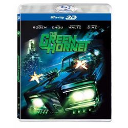 Green Hornet 3D (Blu-Ray) - Michel Gondry DARMOWA DOSTAWA KIOSK RUCHU