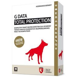 G Data TotalProtection 2015 kontynuacja na 1PC 12m-cy