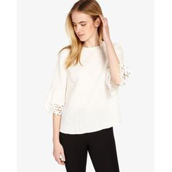 Phase Eight Tabbie Lace Cuff Blouse
