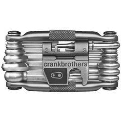 Crankbrothers Multi 19 Narzędzie do roweru szary 2018 Narzędzia wielofunkcyjne i mini narzędzia Przy złożeniu zamówienia do godziny 16 ( od Pon. do Pt., wszystkie metody płatności z wyjątkiem przelewu bankowego), wysyłka odbędzie się tego samego dnia.