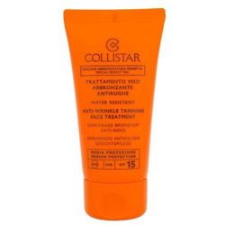 Collistar Anti-Wrinkle Tanning Face Treatment SPF15 50ml W Opalanie